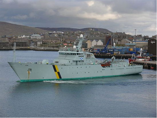 Jura - Marine Scotland