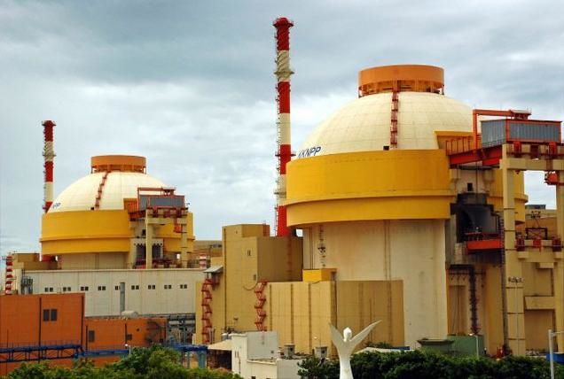Photograph source: http://www.thehindu.com/news/national/tamil-nadu/commercial-generation-by-kudankulam-first-reactor-in-45-days/article6216668.ece?topicpage=true&topicId=1169